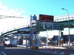 庄内通出入口(IC)