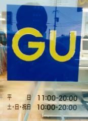 ジーユー会津若松店
