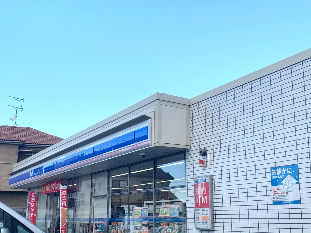 ローソン 坂東辺田店