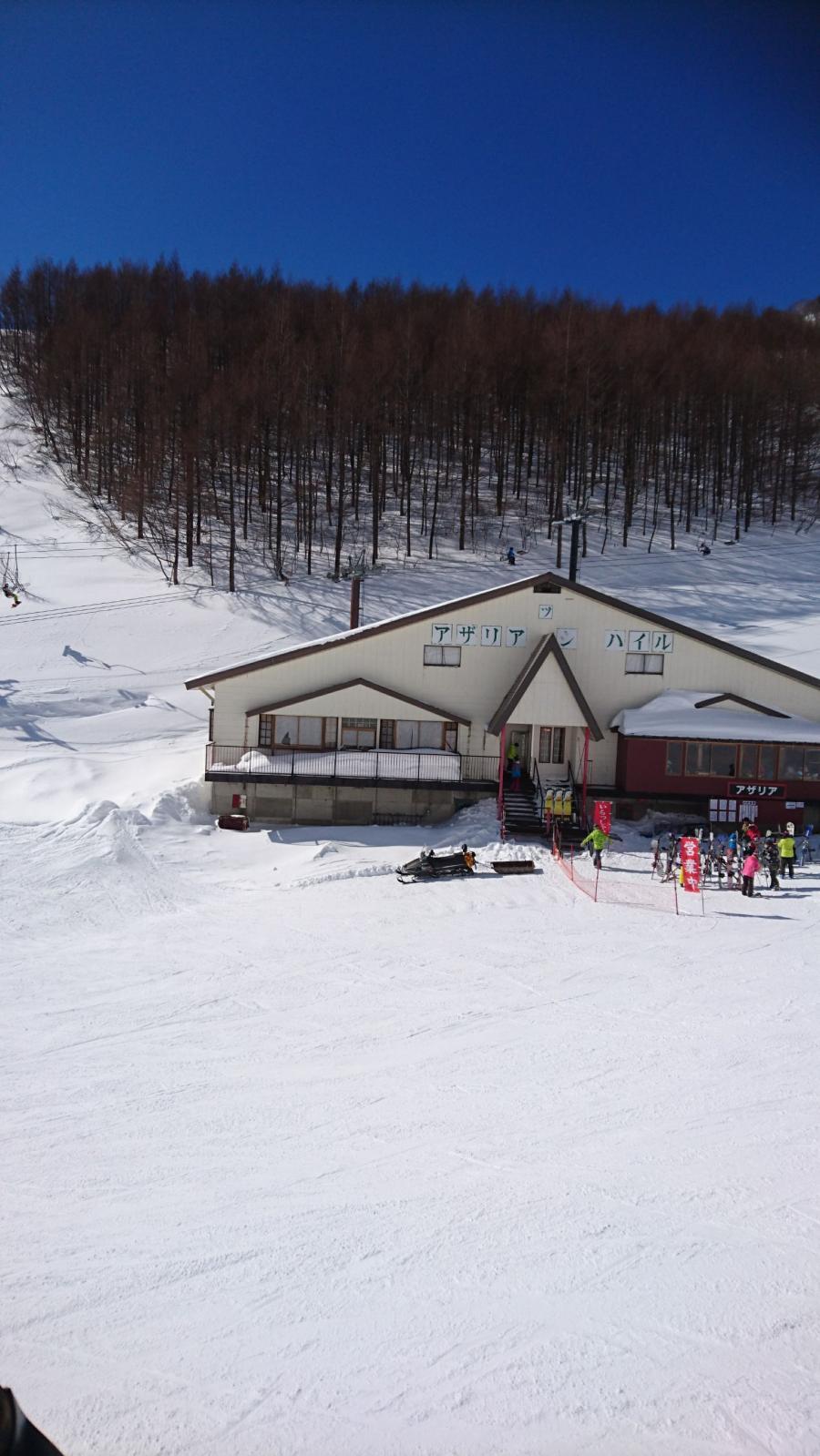 オグナ ほ たか スキー 場 天気