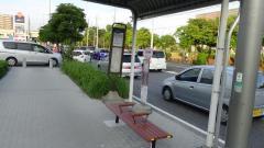 「千葉工業大学入口」バス停留所