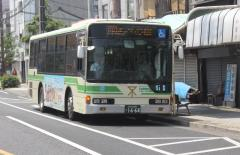 「王子町」バス停留所