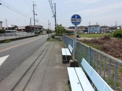 「志方南町」バス停留所
