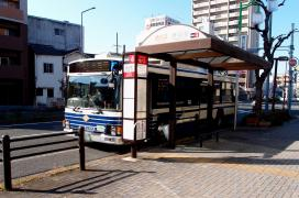 「押切町」バス停留所