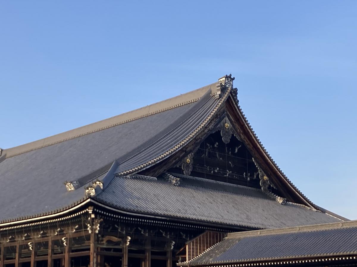 京都府京都市の西本願寺