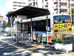 「河内天美駅前」バス停留所
