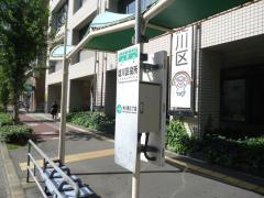 「淀川区役所」バス停留所
