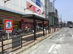 「武蔵小金井駅北口」バス停留所
