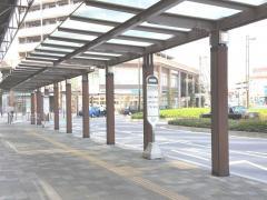 「北戸田駅」バス停留所