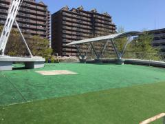川辺公園プール