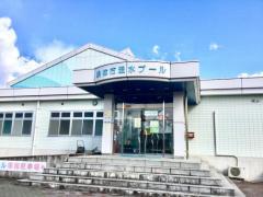 美祢市温水プール