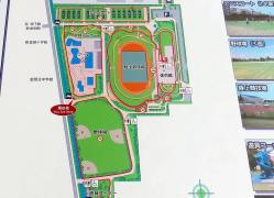 金岡公園野球場