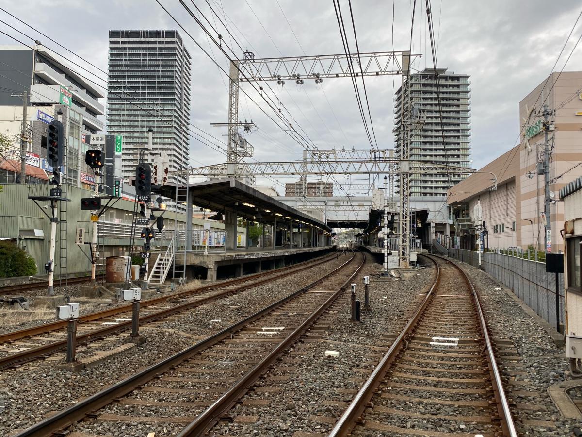 京阪電車 香里園駅