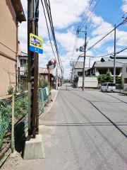 「埴生(北側)」バス停留所