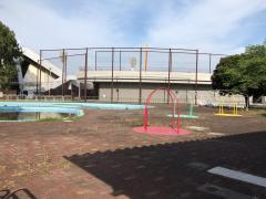 静岡県草薙総合運動場児童プール