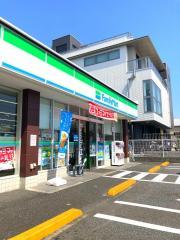 ファミリーマート 足立鹿浜店