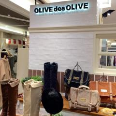 OLIVEdesOLIVE 京都 The CUBE店