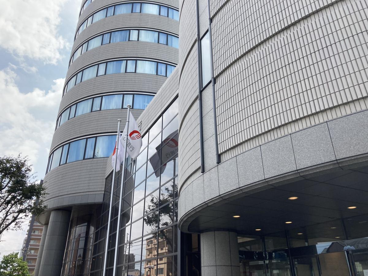 久留米市の株式会社筑邦銀行