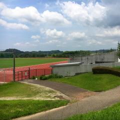 藤枝市総合運動公園(陸上競技場)