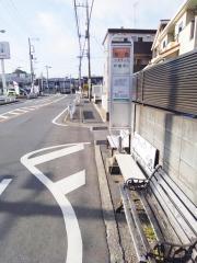 「飯島」バス停留所