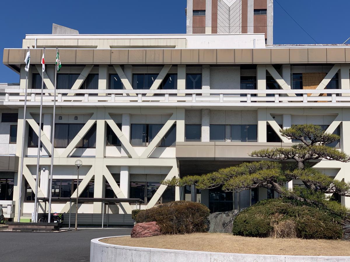 あま市役所