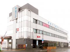 「滝川ターミナル」バス停留所