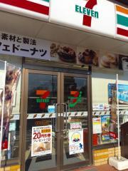 セブンイレブン 安中米山店