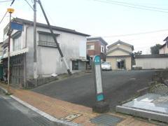 「山鹿栄町」バス停留所
