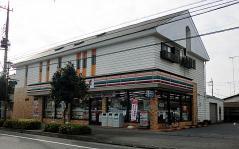 セブンイレブン 西真岡店