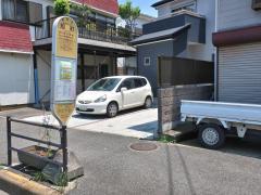 「旭町(厚木市)」バス停留所