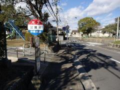 「公園前(宮崎市)」バス停留所