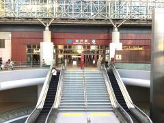「金沢駅(駅東口)」バス停留所