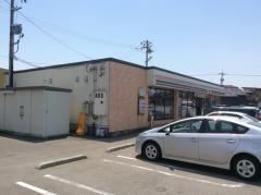 セブンイレブン 富山上田島店
