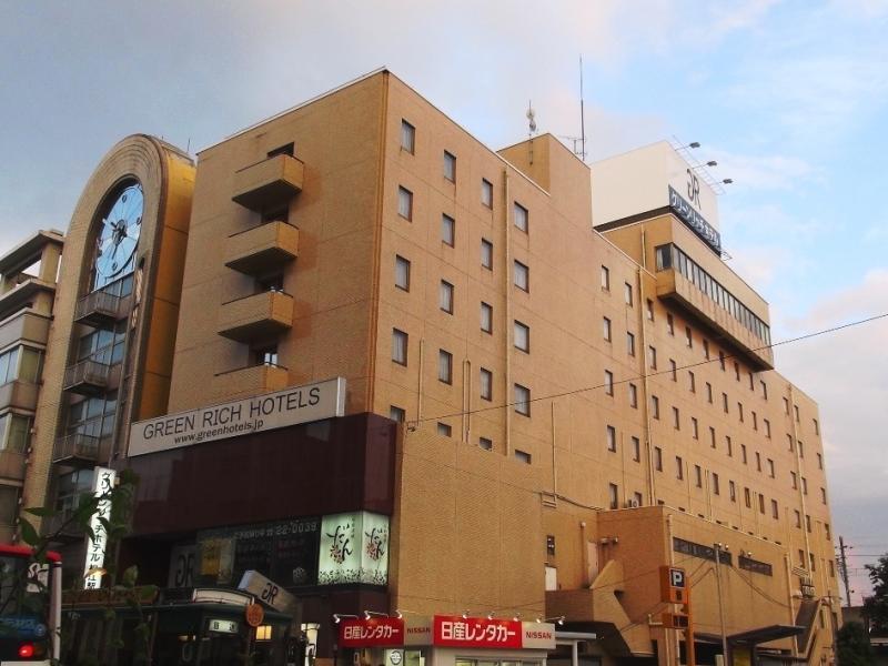 リッチ ホテル グリーン