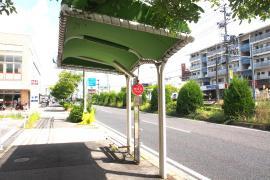 「焼山」バス停留所
