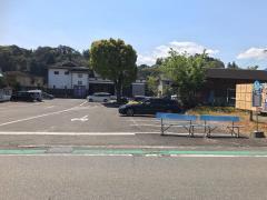 「球磨川下り発船場前」バス停留所