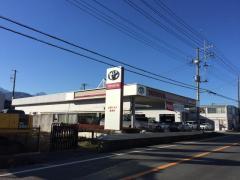 山梨トヨタ自動車韮崎店