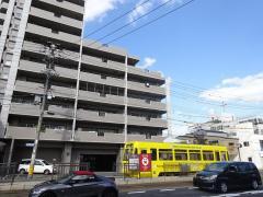 門田屋敷駅