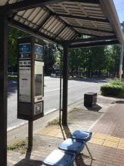「堀川寺ノ内」バス停留所