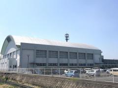 佐賀市立体育館
