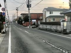 「南光台五丁目」バス停留所