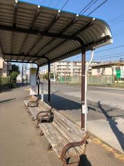 「管理事務所(袖ケ浦)」バス停留所