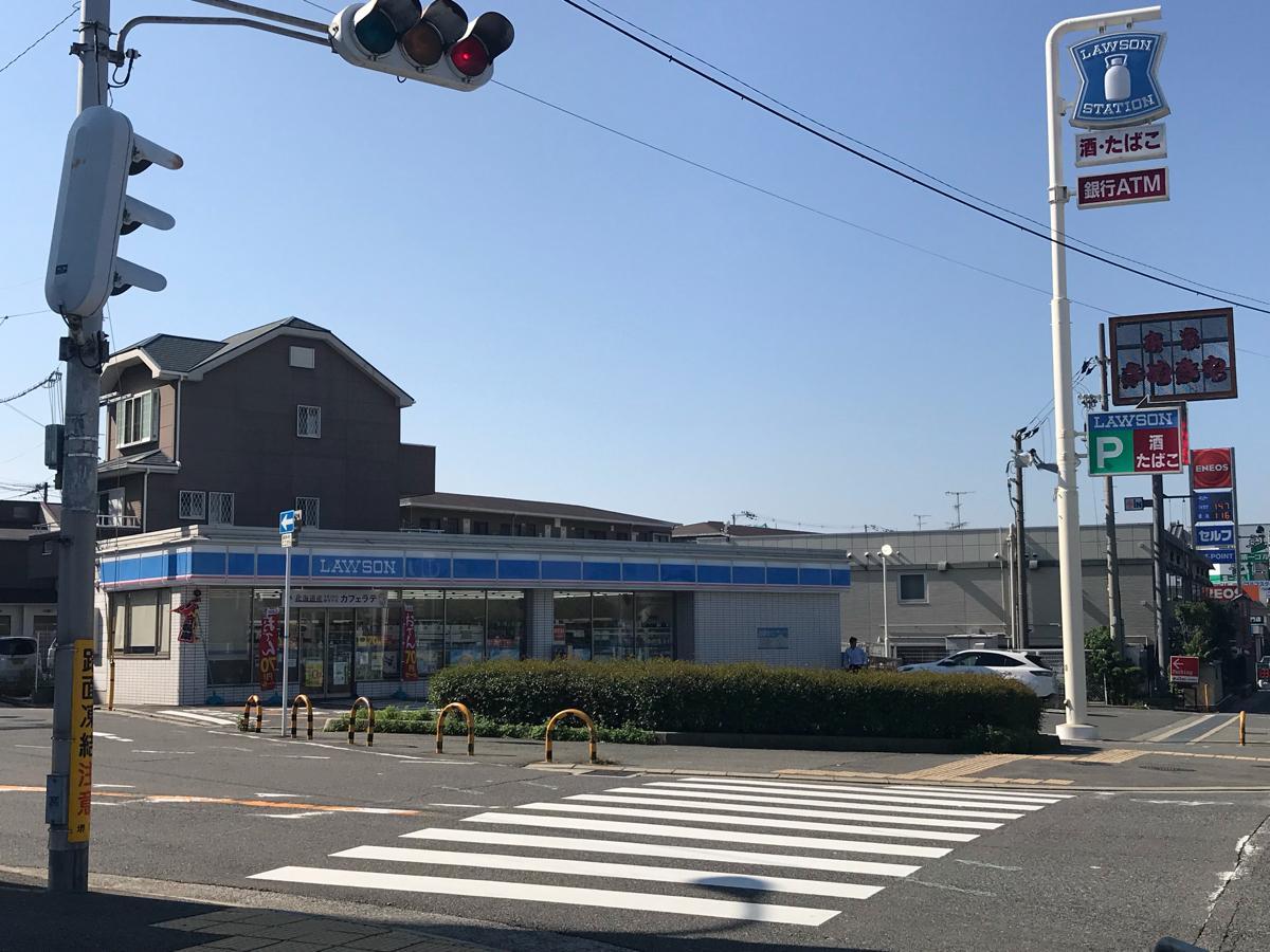 ローソン堺神野町店