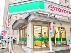 トヨタレンタリース横浜センター南すきっぷ広場前店