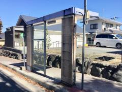 「田原小学校」バス停留所