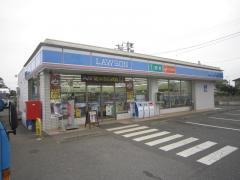 ローソン 岩井矢作店