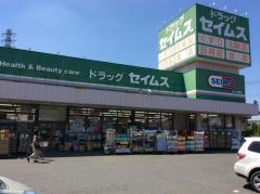 ドラッグセイムス 台之郷店