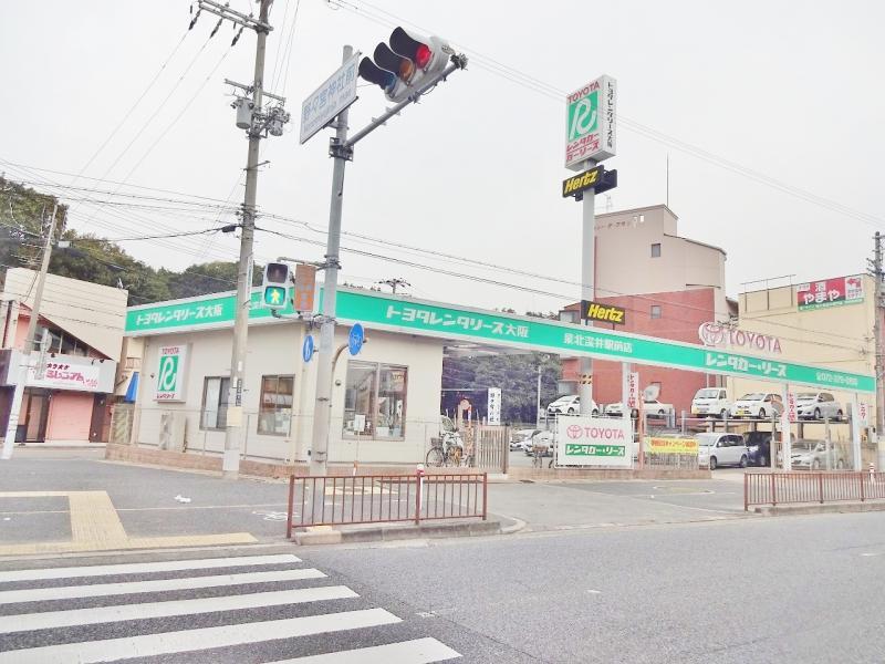 トヨタレンタリース大阪泉北深井店