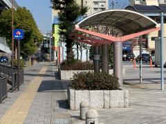 「市立堺病院前」バス停留所