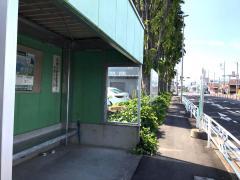 「前橋自動車教習所前」バス停留所